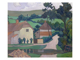 The Ford Giclee Print by Robert Polhill Bevan