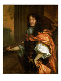 Prince Rupert (1619-82), c.1666-71 Giclee Print by Sir Peter Lely