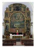 Elijah Altarpiece Giclee Print by Juan de Valdes Leal