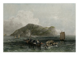 Terceira, Engraved by Edward Finden (Engraving) Premium Giclee Print by Henry Warren