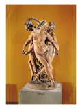 Three Graces (Terracotta) Lmina gicle por Jean-Baptiste Carpeaux