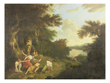 The Death of Orpheus, c.1770 Giclee Print by Thomas Jones