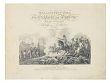Title Page from 'Wellington's Victory, Op. 91', Published by S.A. Steiner and Comp., Vienna Giclee Print by  Austrian
