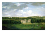 Kidbrooke Park, Kent, Formerly Attributed to George Lambert (1700-65) c.1740-50 Premium Giclee Print by  English
