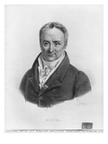 Philippe Pinel (Litho) (B/W Photo) Giclée-Druck von Pierre Roch Vigneron