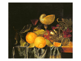 Still Life (Oil on Panel) Giclee Print by  The Master of Holland
