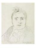 John Sell Cotman (1782-1842), 1810 (Graphite on Paper) Giclée-Druck von John Varley