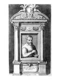 Giacomo Barozzi Da Vignola (Engraving) Giclee Print by William Sherwin