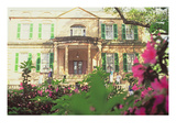Exterior View of the Richardson-Owens-Thomas House, Built 1817-19 (Photo) Giclee Print by William Jay