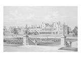 Brampton Park, Huntingdonshire, 1852 (Litho) Giclee Print by John Sunman Austin