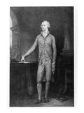 Alexander Hamilton, after the Painting of 1792 (Engraving) Giclee Print by John Trumbull