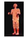 Xipe Totec, Toltec Culture (Ceramic) Giclee Print by  Pre-Columbian