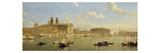 The Giudecca, Venice, 1854 Giclee Print by David Roberts
