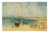 Weymouth, C.1811 (W/C on Paper) Giclee Print by Joseph Mallord William Turner