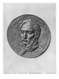 Theodore Gericault, 1830 (Bronze) Giclee Print by Pierre Jean David d'Angers