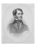 William Smith O'Brien, Lithograph by Henry O'Neil, 1848 (Litho) Giclee Print by  Irish Photographer