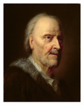 Portrait of an Old Man Giclee Print by Balthasar Denner