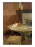 The Brown Tea Pot, 1915-16 (Oil on Canvas) Giclee Print by Gwen John