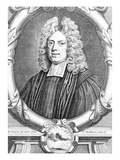 Henry Sacheverell, Engraved by George Bickham the Elder (Engraving) Giclee Print by Richard Tompson