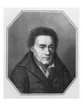 Johann Heinrich Pestalozzi (Engraving) Giclee Print by  Swiss