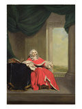 Sir Robert Chambers, C.1789 (Oil on Canvas) Giclee Print by Arthur William Devis