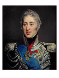 Portrait of Charles X (1757-1836) c.1824-30 Giclee Print by Leon Cogniet