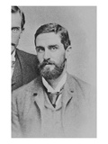 Roger Casement (1864-1916) (B/W Photo) (Detail of 380229) Giclee Print by  English Photographer