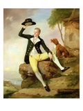 Patrick Heatly, C.1783-87 (Oil on Canvas) Giclee Print by Johann Zoffany