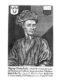 Rigep Dandulo (Engraving) Giclee Print by Thomas Cross