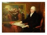 John Eardley Wilmot (1750-1815) 1812 Giclee Print by Benjamin West