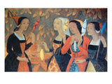 The Spinners Giclee Print by Paul Serusier