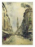 Avignon, 1873 Giclee Print by Johan-Barthold Jongkind