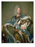 Portrait of Count Boris Sheremetyev, 1760 Giclee Print by Ivan Petrovich Argunov