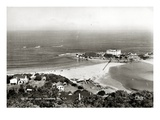 920 Beacon Island, Plettenberg Bay, C.P. (B/W Photo) Giclee Print by  South African Photographer