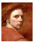Self Portrait, C.1830S (Oil on Canvas) Giclee Print by George Richmond