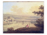 Rochester, 1799 (Oil on Canvas) Giclee Print by Edward Dayes