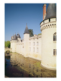 Chateau De Dissay (Photo) Giclee Print