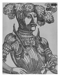 Philip I, Landgrave of Hesse (Woodcut) Giclee Print by  German