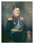 General Colmar Freiherr Von Der Goltz, c.1916 Giclee Print by Vienna Nedomansky Studio