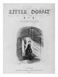 "Frontpiece to ""Little Dorrit, Giclee Print - Hablot Knight Browne"