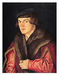 Portrait of a Man Giclee Print by Hans Baldung Grien