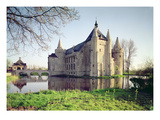 View of the Chateau (Photo) Giclee Print by  Flemish
