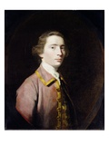Charles Carroll of Carrollton, c.1763 Giclee Print by Sir Joshua Reynolds