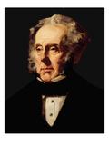 Henry John Temple, 3rd Viscount Palmerston, c.1855 Giclee Print by Francis Cruikshank