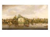 Pope's Villa, Twickenham, c.1765 Giclee Print by Joseph Nickolls