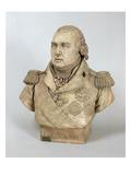 Bust of Louis Xviii (1755-1824) (Stone) Giclee Print by Louis Pierre Deseine