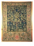 Tree Portiere Tapestry, Made for William Morris and Co., C.1909 Giclee Print by John Henry Dearle