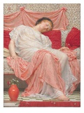 Jasmine (Oil on Canvas) Giclee Print by Albert Joseph Moore
