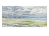 St. Catherine's Isle, 1879 Premium Giclee Print by John Brett