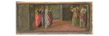 St. Nicholas Resurrects Three Murdered Youths, (In the Martelli Chapel) (Panel) Giclee Print by Fra Filippo Lippi